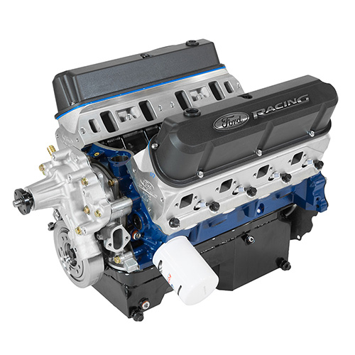 360 ford engine wiring 363 cubic inch 507 hp boss crate engine z2 heads rear sump pan  363 cubic inch 507 hp boss crate engine